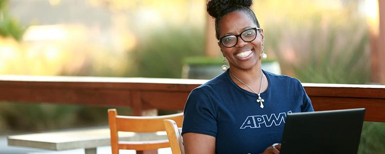 Member Hopes to Use Free College Degree to Give Back