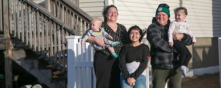 USW Member Gets Return on Investment with Union Plus Mortgage Assistance Program