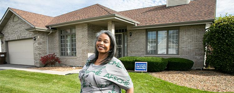 AFSCME Member Sings Praises of  Union Plus Mortgage Company