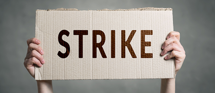Know Your (Union Plus) Rights: Strike Benefits
